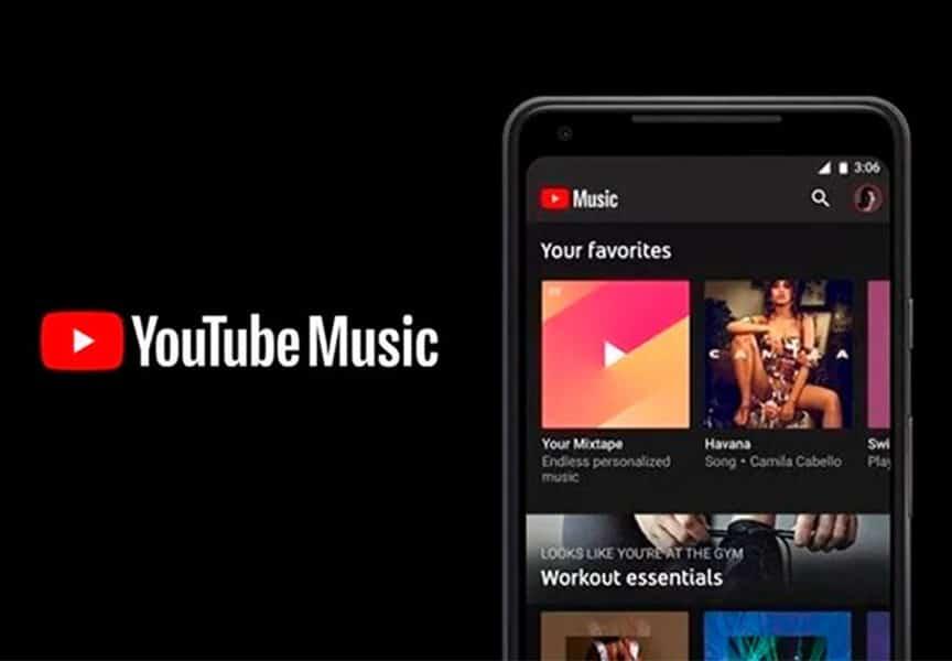 Novedades en YouTube Music