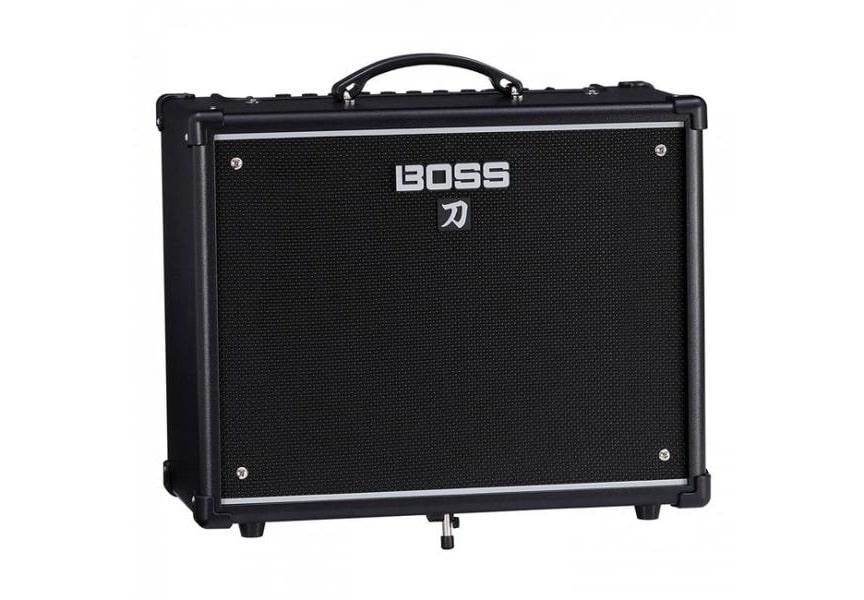 Detalles del amplificador Boss Katana 50