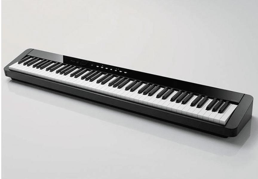 Así es el piano digital Casio PX-S1000BLK