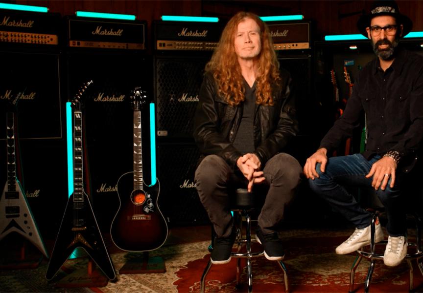 Conoce la Dave Mustaine Collection de Gibson